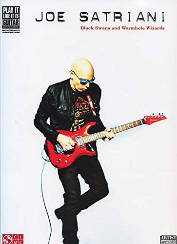 Satriani Joe Black Swans and Wormhole Wizards Tab