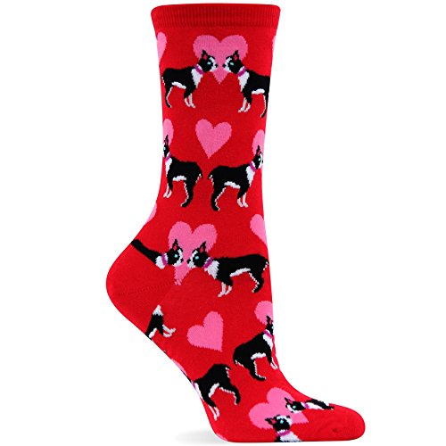 Hot Sox Puppy Love Sock
