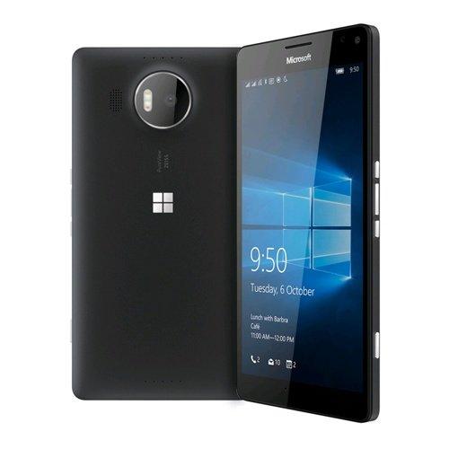 SIMフリー Microsoft Lumia 950 XL RM-1085 32GB Black ブラック【並行輸入品】