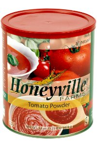 Tomato Powder - 3.25 Pound Can by Honeyville Farms