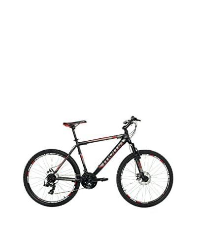 MOMA BIKES Bicicleta Btt 26 Alu Full Disc 24V Gtt26 L Negro