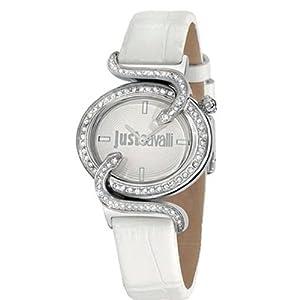 Just Cavalli R7251591502 Women's Sin White Dial Watch
