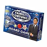 Geniusly All Star Family Fortunes Board Game - Cleva Edition Travel'TT6 Bundle