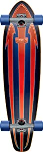 Buy World Industries Long Pitch Longboard, 9.5 X 43.125, Red by World Industries