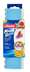 Vileda New Magic Mop Refill (pack of two)