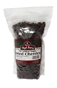 No Sugar Added Dried Tart Montmorency Cherries 1 lb.