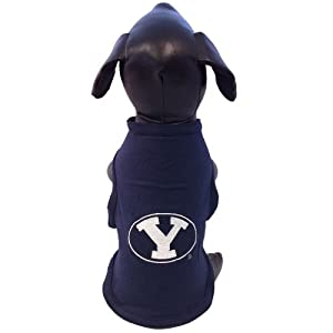 NCAA Brigham Young University Cougars Collegiate Dog Tank Top by All Star Dogs
