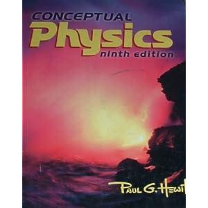 Conceptual Physics 9th Edition: Paul G. Hewitt, Paul Hewitt