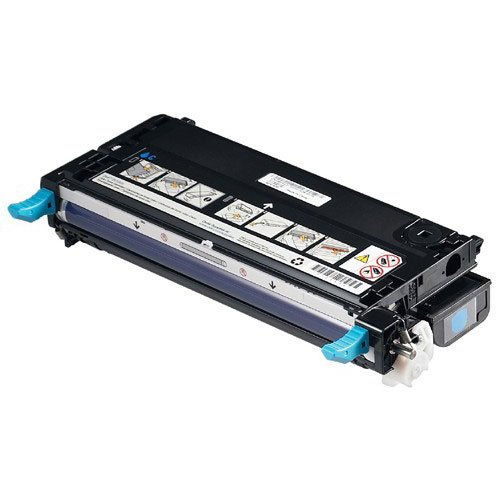 Dell Standard Capacity Cyan Toner Cartridge for Dell Colour Laser Printer 3110cn Black Friday & Cyber Monday 2014