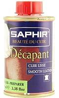 Décapant Saphir cuirs lisses