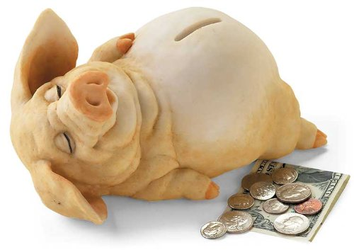 Piccolo Medium Coin Piggy Bank - 1