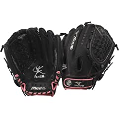 Mizuno GPL1208 Prospect Series Fastpitch Glove (12) by Mizuno