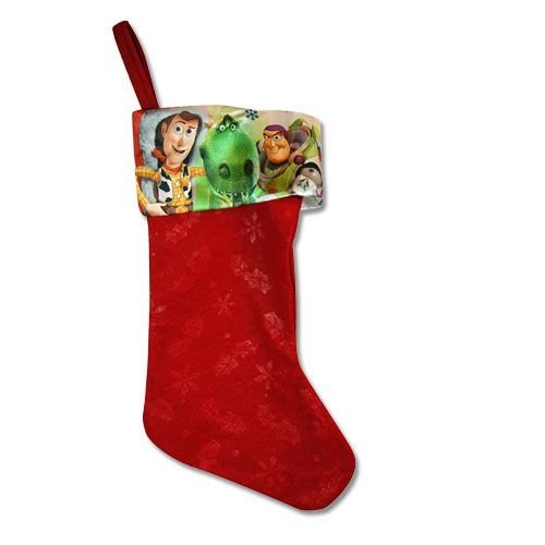 Toy Story 18 inch Christmas Stocking for Boys