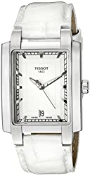 Tissot Women's T0613101603100 Analog Display Quartz White Watch