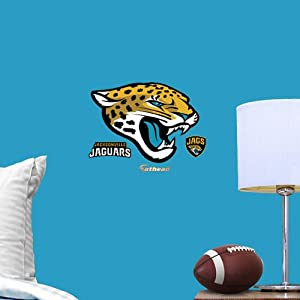 Amazon.com - NFL Jacksonville Jaguars Teammate Logo 3pc Wall