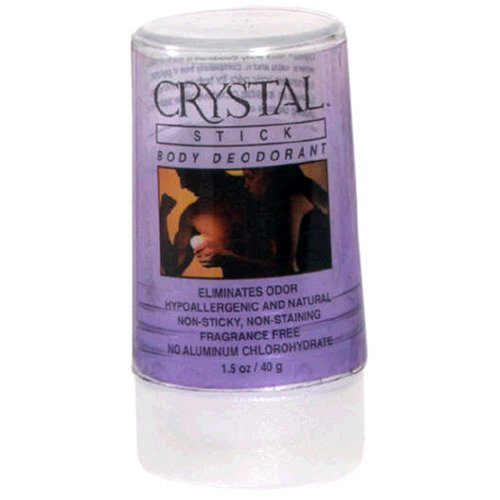 Crystal Body Deodorant Travel Stick 1.50 Ounces
