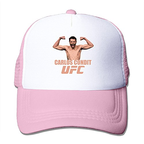 Hotgirl4 Carlos Condit UFC Cap Hats Meshback Adjustable Cap 1 Size Pink (Weather Condit compare prices)