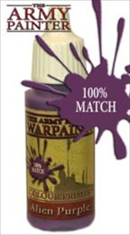 Army Painter WP1128 Warpaints - Alien Purple, 18 ml