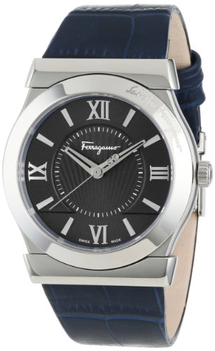 Ferragamo Women's F74MBQ9904 SB04 Avenue Stainless Steel Watch