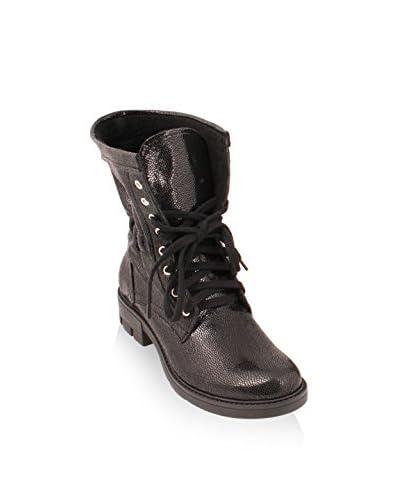 zapato Stivaletto Stringato