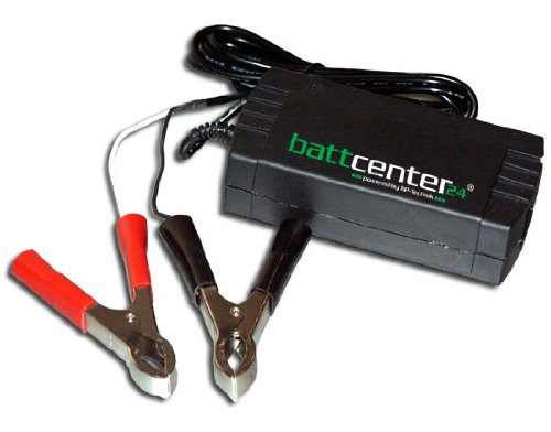 12V 2A geregeltes Batterieladegerät mit IUoU