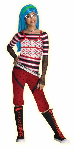 Monster High Ghoulia Yelps Costume - Large