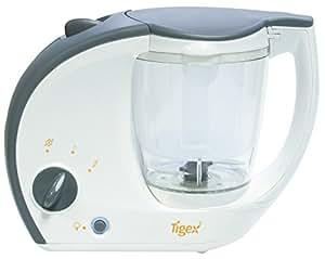 Tigex Cuiseur Mixeur Bébé Gourmet