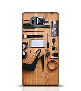 Stylebabay Still Life Of Fashion Woman Samsung Galaxy Alpha G850