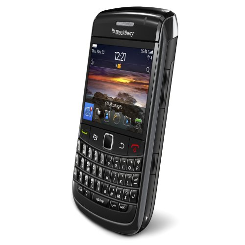 Blackberry BOLD 9780 Unlocked Cell Phone with Full QWERTY keyboard, 5MP camera, Wi-fi, 3G, Music/Video Playback, Bluetooth v2.1 and GPS (Black)