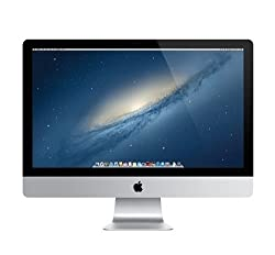 Apple iMac ME089LL/A 27-Inch Desktop (NEWEST VERSION)