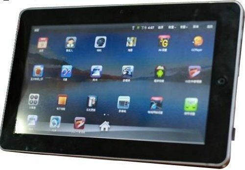 Superpad 10.2 Tablet PC, Google Android 2.1, Webcam, GPS, HDMI, USB, WIFI, 2 micro SD card slots Reviews