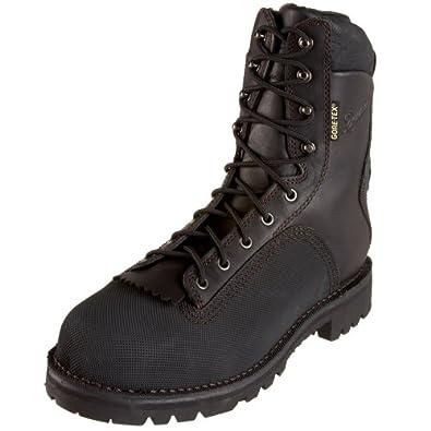 Danner Men's Super Quarry 2.0 Black Nmt Work Boot,Black,15 D US