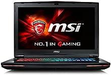 MSI Gaming GT72-6QD81FD (Dominator G) - Ordenador portátil (Portátil, DVD Super Multi, Touchpad, FreeDOS, Negro, Concha), QWERTZ en alemán