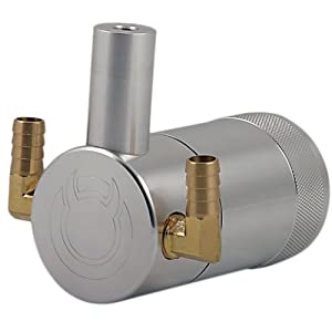 DiabloSport C1000 Oil Catch Can for HEMI Vehicles 5.7L 2005-2010