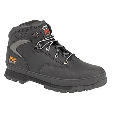 Timberland 6201064 Lace-Up Hiker / Mens Boots / Boots Safety (10 UK) (Black)
