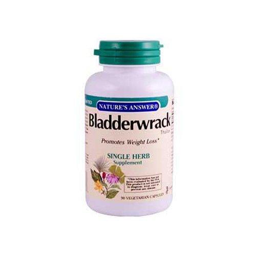 Bulk Saver Pack 8X90 Cap : Nature'S Answer Bladderwrack Thallus