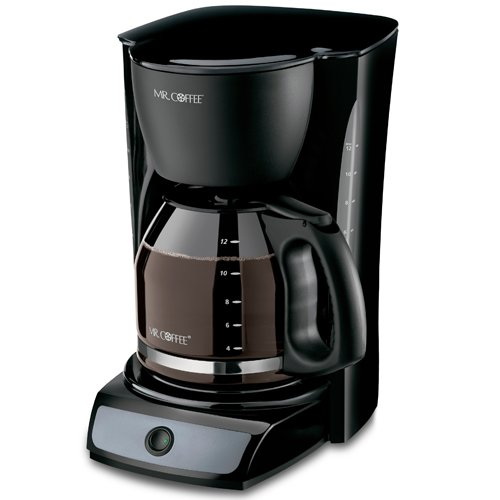 Best Coffee Maker Inexpensive : Buy Best Cheap Mr. Coffee CG13 12-Cup Switch Coffeemaker, Black - Espresso Appliances Store