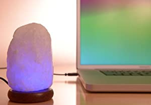 Color Changing USB Himalayan Salt Lamp