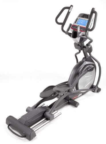 Sole Fitness E98 Light Commercial Elliptical Machine (New 2013 Model)