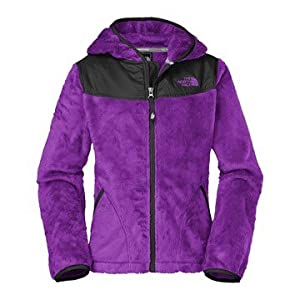 The North Face Oso Hoodie Girls Jacket XL Pixie Purple from The North Face