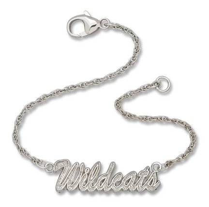 Kentucky Wildcats Script Bracelet