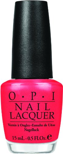 Opi Nail Lacquer, Touring America Collection, I Eat Mainely Lobster, 0.5 Fluid Ounce front-615702