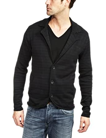 Edc L35320 Men's Top Black Medium