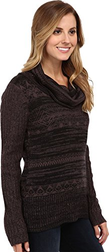 Aventura Women's Kalia Cowl Neck Sweater, Black, X-Small