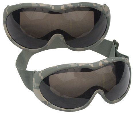 Rothco Army Digital Camo Desertec Tactical Goggle