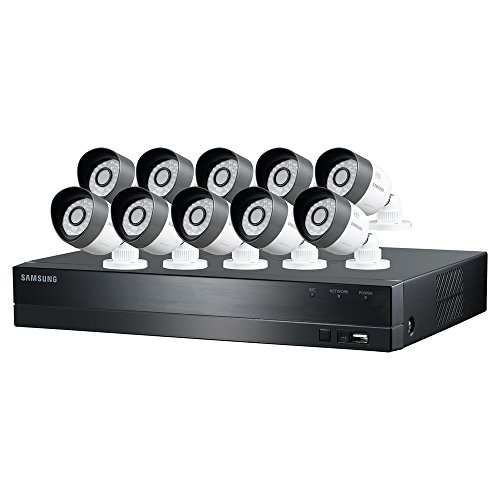 Sale!! Samsung SDH-C5100 16 Channel 720p HD DVR Video Security System