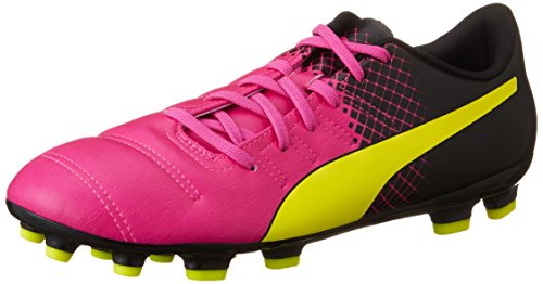 Puma EvoPower 4.3 Tricks AG Scarpa Calcio, Rosa, 9,5