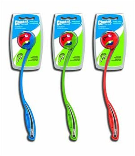 CHUCKIT SMALL BALL LAUNCHER NEW (color may vary)