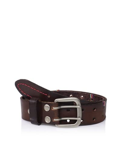 Bed|Stü Women's Claire Peforated Belt  - Brown