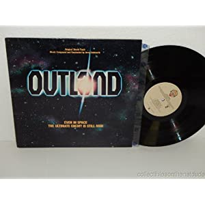 Jerry Goldsmith Outland Original Motion Picture Soundtrack